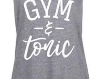 Gym and tonic tank