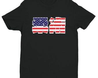 American Jiu Jitsu Short Sleeve T-shirt