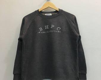 Nice!!! Beverly Hills Polo Club Embroidery Sweatshirt