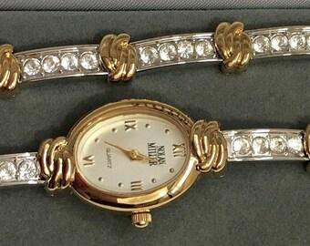 Nolan Miller Watch and Matching Bracelet