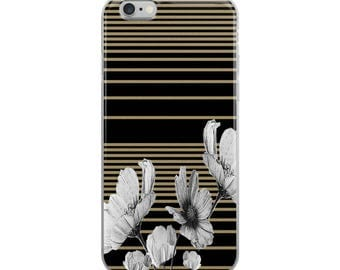 Boho Floral iPhone Cases