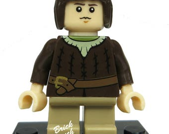 Arya Stark: Game of Thrones (LEGO Compatible)