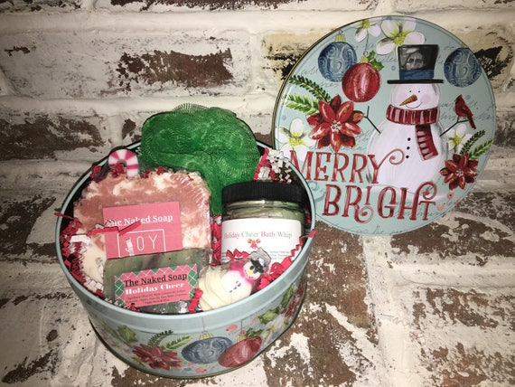 Merry & Bright Spa Gift Set