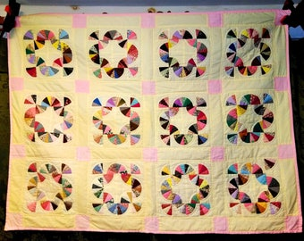 Scrap Quilt Wall Hanging