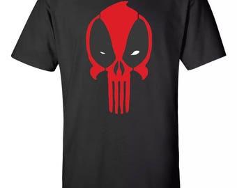 Punisherpool Merc Tee Sz:S-2XL