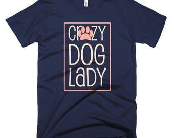 Crazy Dog Short-Sleeve T-Shirt