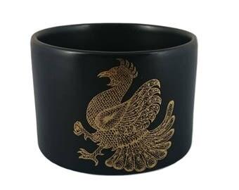 Vintage Portmeirion Sugar Bowl in the Phoenix Pattern