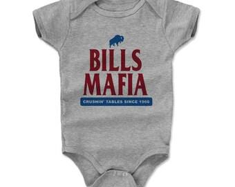 Bills Mafia Kids Onesie | Sports & Buffalo Bills Themed Apparel | Bills Mafia