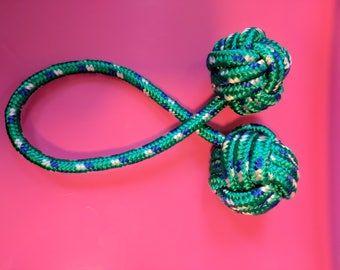 Rope Knot Dog Toy- Small