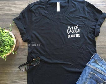 little black tee ©