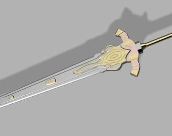 Dark Souls Great Sword of Artorias Cosplay Prop