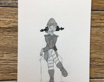 Spinelli in Ink