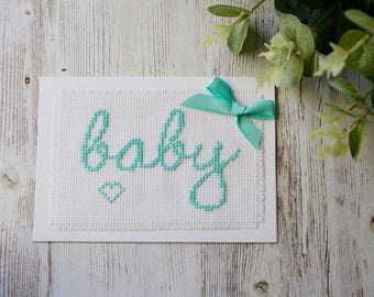 Billy Baby Card | Expecting Card