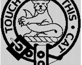 Clan Macgillivray Cushion