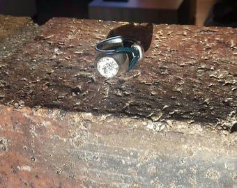 Ring half ring