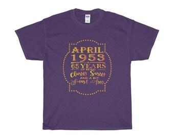 April 1953 Classy Sassy And A Bit Smart Assy Shirt