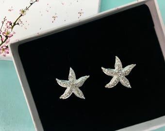 Beach Bride Earrings, Beach Wedding Earrings, Beach Party Earrings, Summer Party Earrings, Summer Wedding Jewelry, Summer Bridal Jewelry