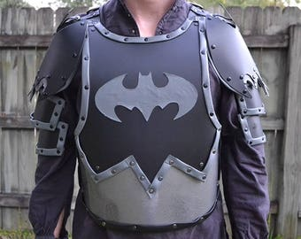 Custom Armor - 18 Gauge - Dark Knight Set