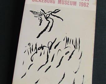 Henri Michaux - [Text & book-design by Asger Jorn - Silkeborg 1962]