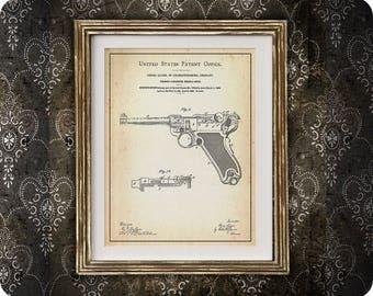 Print Print Romanian Women Luger