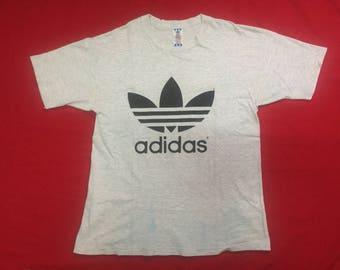 Authentic Vintage Adidas Big Logo t shirt