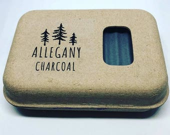 Charcoal Soap, Valentine Gift for Him, Valentine Gift for Her, Goat Milk Soap, Handmade Soap, Homemade Soap, Facial Soap, Acne Soap
