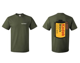 6th Sense - KB Film Student Analog T Shirt