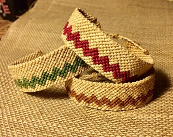 unisex macrame bracelet