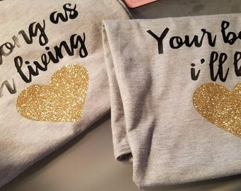 Mommy & Me shirts