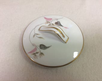 Lid Only for Sugar Bowl in Noritake's Gracia Pattern