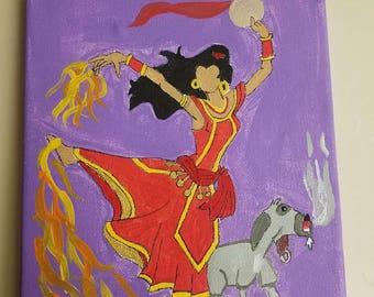 Disney Princess (faceless) Canvas