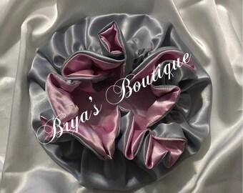 Custom Newborn Satin Bonnet