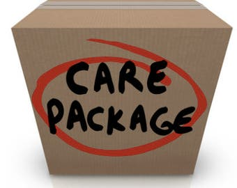 Care Package For Guys!
