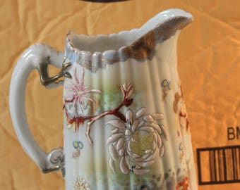 Asian Drinking Vase