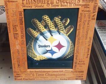Pittsburgh Steelers Legacy 5x7 photo frame