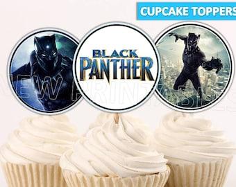 Black Panther Topper Etsy