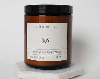 007 Soy Candle