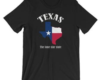 Texas Lone Star State T-shirt