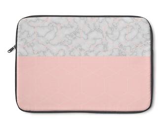 Marvelous Pink Laptop Sleeve