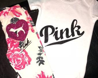 18 month Pink set