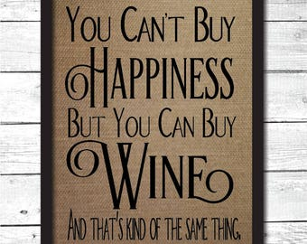 wine gift, wine art, wine wall decor, wine print, wine lover gift, gift for friend, wine signs, wine wall art, wine Christmas gift, K4