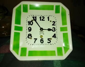 8 Day clock made in the USA