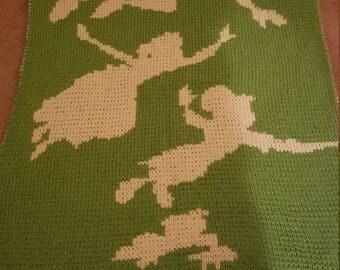 Peter Pan blanket