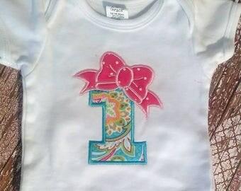 1st Birthday, one, first birthday shirt