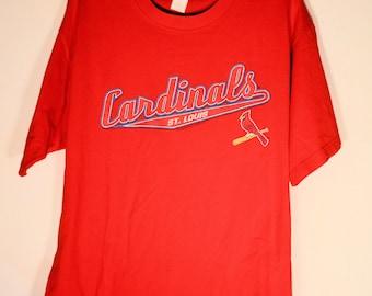 St. Louis Cardinals 2002 Lee Sport T-Shirt