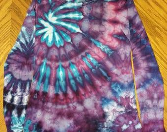 Woman's small tie dye (ice dye)