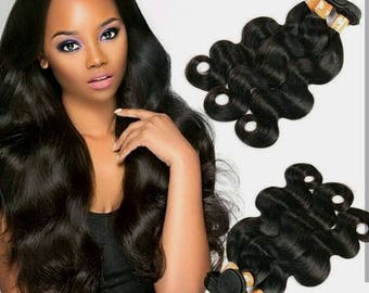 Body wave luxury mink bundles