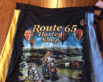 Route 65 - Shirt to Skirt