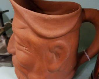 Vintage salor face mug