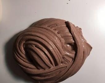 Chocolate Brownie Batter Slime